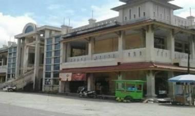 Gedung Pasar Bawah yang Terlantar Bakal Dijadikan Mall Pelayanan