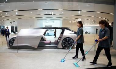 Produsen Otomotif Korsel Minta Subsidi Mobil Listrik China Distop