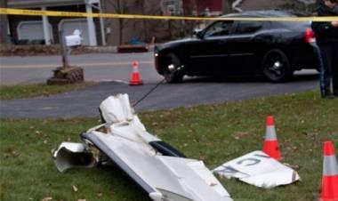 Kecelakaan Jet Prbadi di Meksiko 13 Orang Tewas