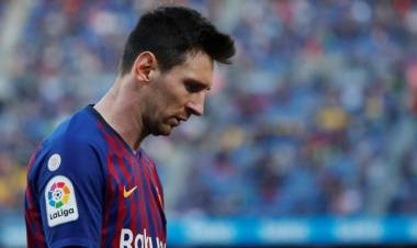 Messi Masih Sakit Hati Loh! Terkait Perlakuan Suporter Barcelona
