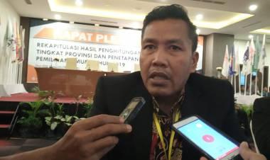 Tidak Pilih Jokowi & Prabowo, Segini Angka Golput di Provinsi Jambi