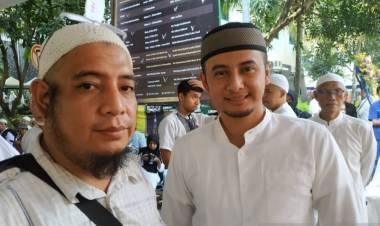Jenazah Ustadz Arifin Ilham Diperkirakan Tiba Pukul 15.00 WIB