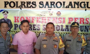 Polres Sarolangun Ungkap Kasus Perampokan dan Pencurian