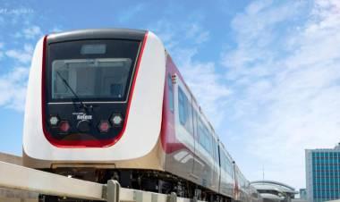 Warga Jakarta Bisa Jajal LRT Mulai 11 Juni