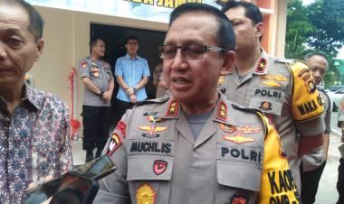 Jelang Putusan MK, 350 Personil Polda Jambi Disiagakan di Titik Ini