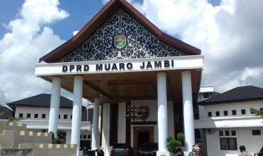 Duh! Paripurna LKPj Ditunda, Amiruddin: Bupati Lagi di Jakarta