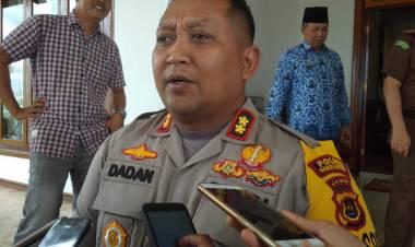 Kapolres Sarolangun: Selama Operasi Ketupat, Laka Lantas Nihil