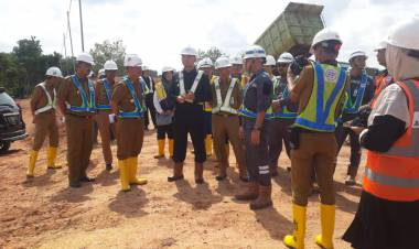 Tinjau Sanitary Landfill TPA Talang Gulo, Fasha: Semoga Proyek Selesai Desember