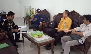 BPTP Jambi Siapkan Kerjasama Pendampingan Upsus Pajale di Bungo
