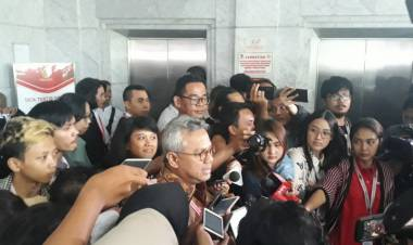 Arief Membela, KPU Berikan Jawaban Perbaikan Permohonan Untuk Hormati MK