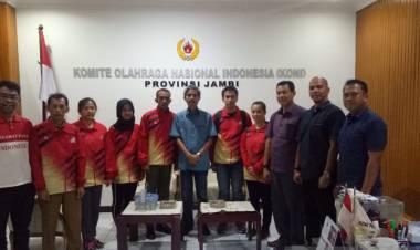 Jambi Targetkan Medali Kejurnas Wushu Prakualifikasi PON