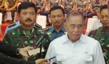 Di Depan Purnawirawan, Ryamizard:  Tak Ada Lagi 01 dan 02 Kita Bangsa Indonesia