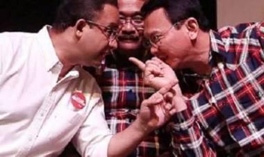 "Ahok Berbalas ""Pantun"" Anies soal IMB Pulau Reklamasi, Begini Kata PKB"