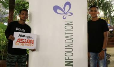Dua Pesepak Bola Remaja Indonesia Berlaga di Jepang