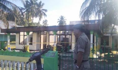 Kebakaran Hebat, Dokumen dan Uang Rp50 Juta Milik Baznas Padang Pariaman Ikut Ludes