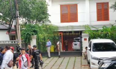 Jelang Putusan MK, Rumah Prabowo Sepi