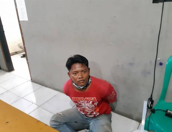 Tak Terima Ditilang Pemuda Ini Ancam Bunuh Polantas Merangin Pakai Sajam