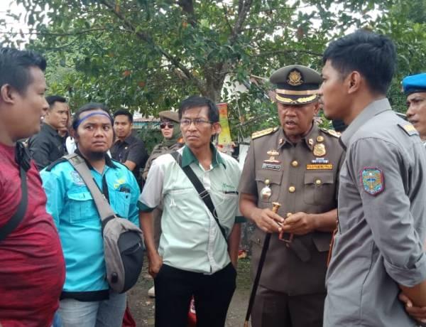 Garangnya! Mau Meliput HUT Pol PP Tingkat Provinsi Jambi, Wartawan Diusir