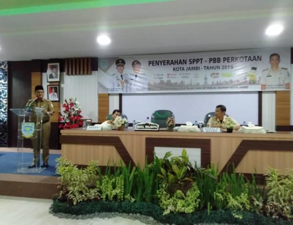 Maulana: Tata Kelola Kota Jambi Berbasis Teknologi Informasi, Adanya Kepastian Hukum dalam Berinvestasi