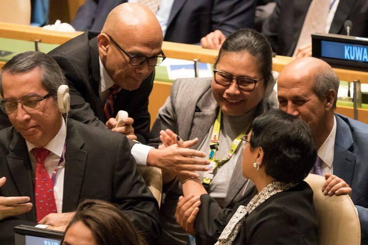 Indonesia Terpilih jadi Anggota Tidak Tetap Dewan Keamanan PBB