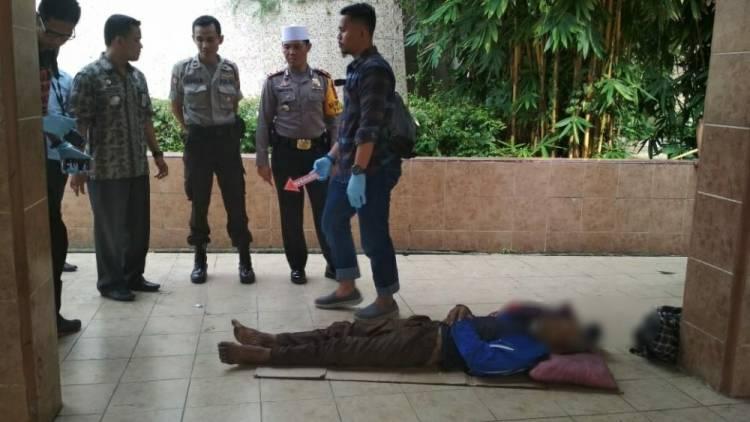 Warga Ancol Jambi Dihebohkan Dengan Penemuan Mayat Tanpa Identitas