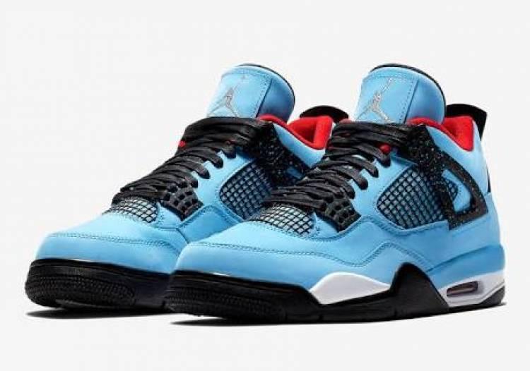 Nike Resmi Merilis Kolaborasi Nike Air Jordan 4 x Travis Scott