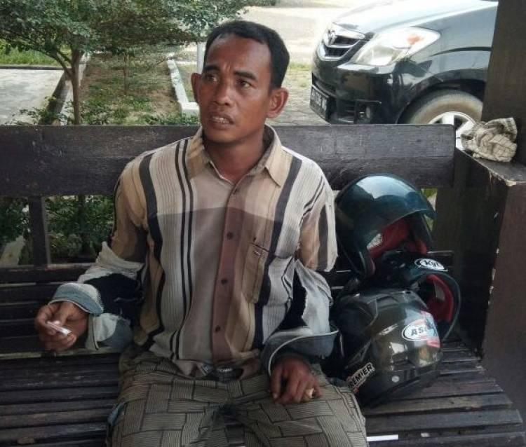 Simpan Sabu, Penjual Kelapa Asal Muaro Jambi Ditangkap Polisi Tanjab Timur