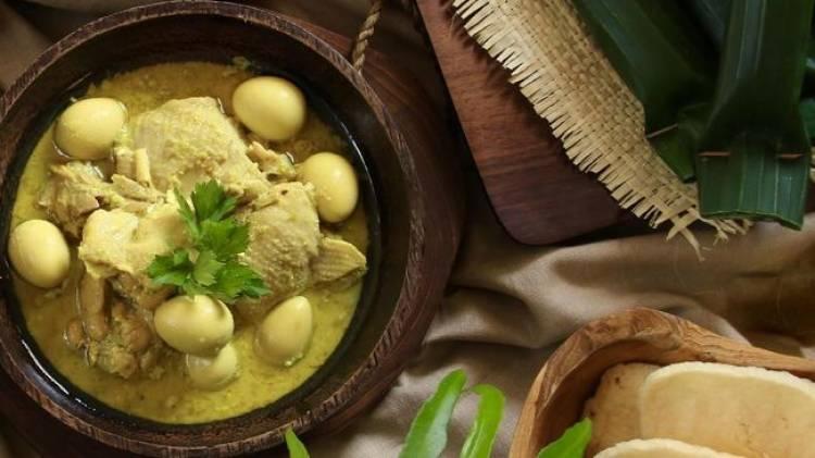 Resep Opor Ayam untuk Hidangan Lebaran