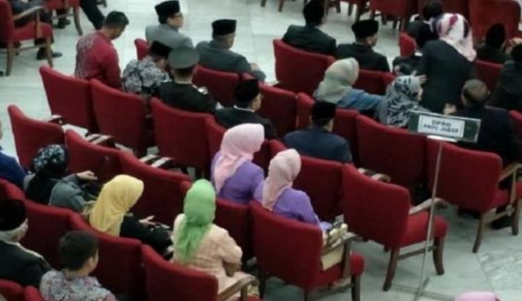 Gerindra dan PKS Kompak Tak Hadir di Pelantikan Pj Gubernur Jabar