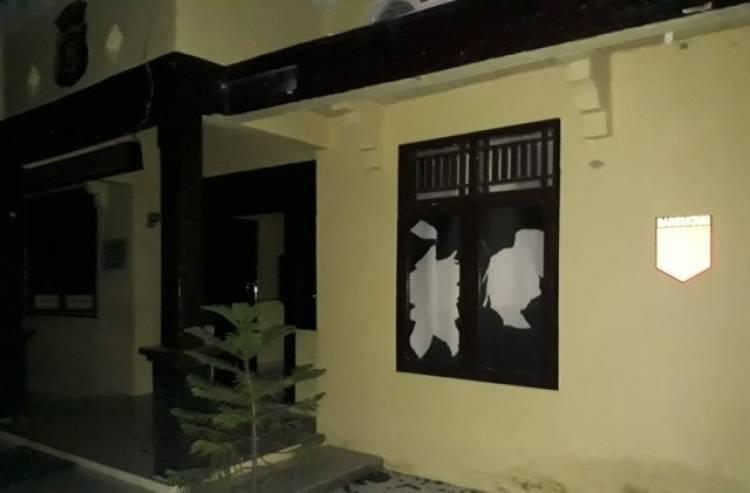 Kronologi SAD Bungo Serang Mapolsek Pelepat Jambi