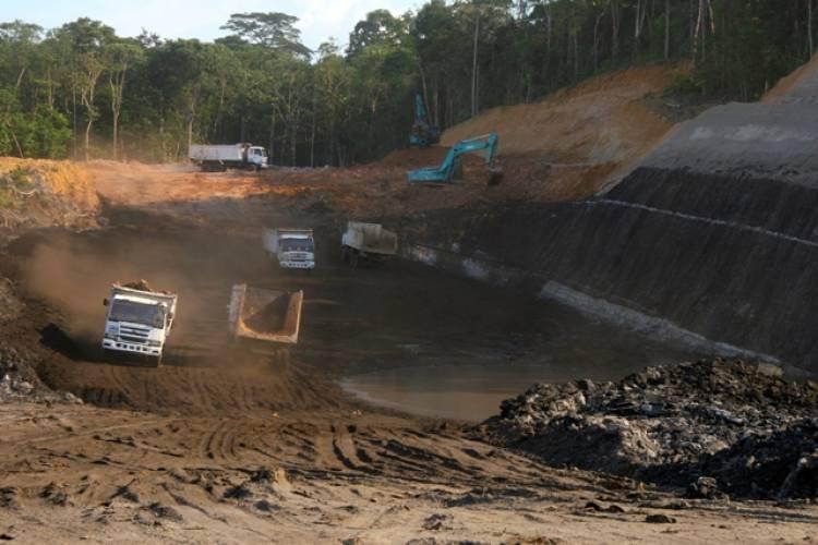 BPS Sebut Kontribusi Ekspor Pertambangan Jambi Terbesar Capai 222,26 Persen