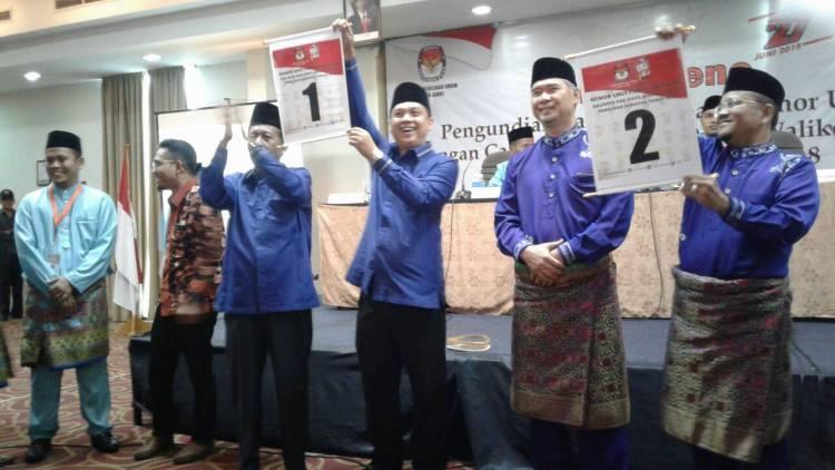 Ini Dia Daftar TPS Sani-Izi dan Fasha-Maulana Menggunakan Hak Suaranya