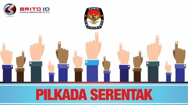 Hasil Quick Count Pilkada Lampung Charta Politika 15%, Arinal Djunaidi Unggul Sementara