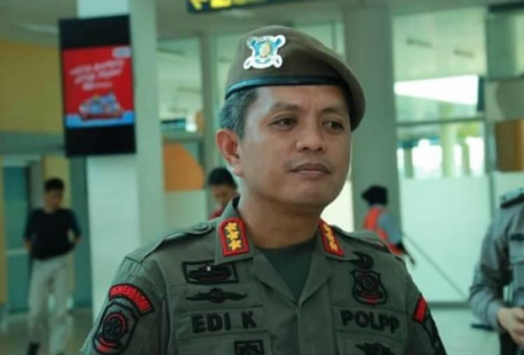 Kasat Pol PP Provinsi Jambi Akan Surati BKD,Terkait Pegawainya yang Dibekuk Polisi