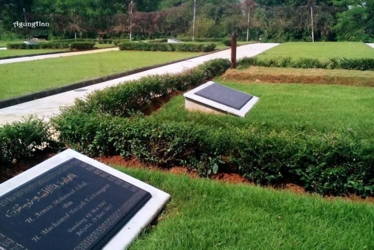 Merinding, Warga Kemang Dengar Suara Jeritan dari Lokasi Pemakaman