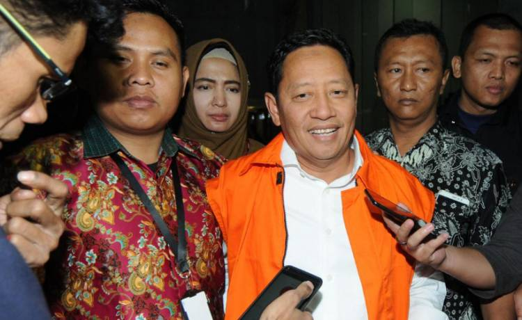 Cagub Maluku Utara Terpilih Ditahan KPK, Bakal Dilantik di Bui