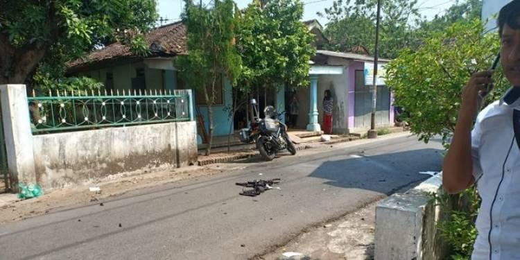 Kronologi tiga kali ledakan yang diduga bom di Pasuruan