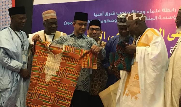 Jangan Bandel!! KPK minta Anies segera laporkan hadiah dari ulama Ghana