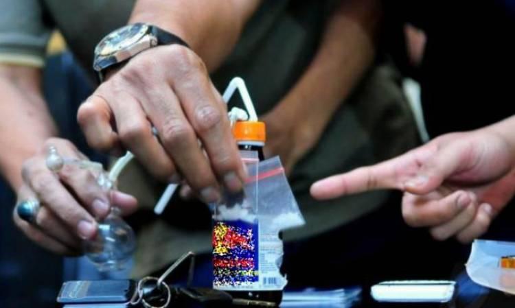 WOW! Dari Peringkat 24 Kini Provinsi Jambi Naik Posisi 4 Terbanyak Pengguna Narkoba