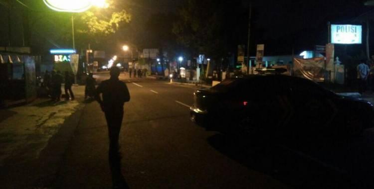Begini Ketegangan Saat Terjadi Baku Tembak di Jalan Kaliurang