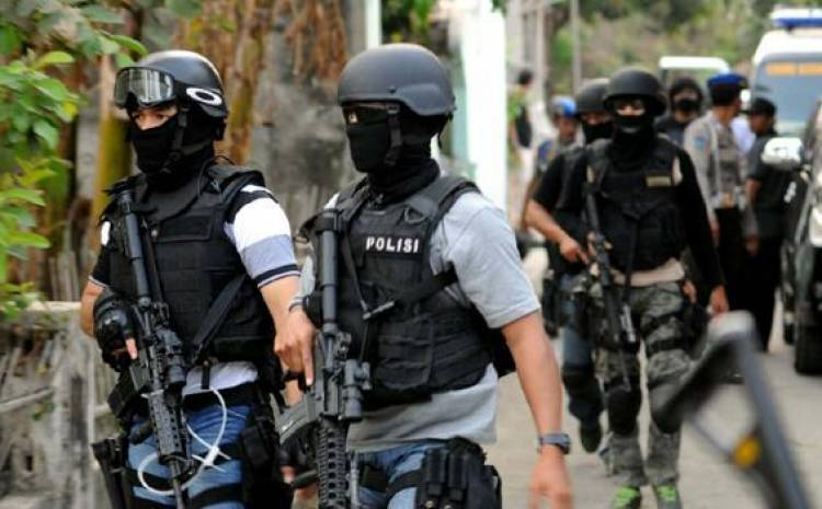 Terduga Teroris di Indramayu Kelompok JAD Haurgeulis