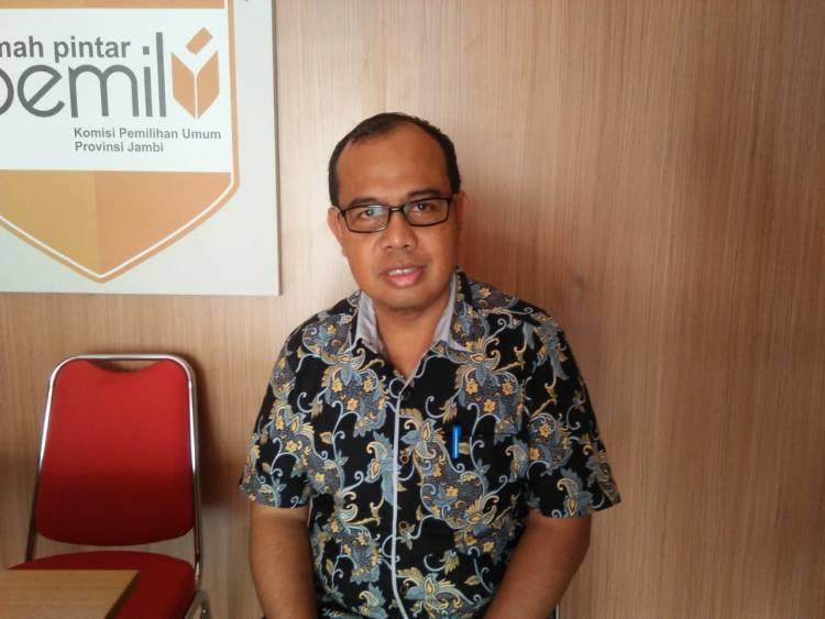 Pileg 2019 Jambi PKPI, PSI dan Garuda Terbanyak Tak Ikuti Pemilu
