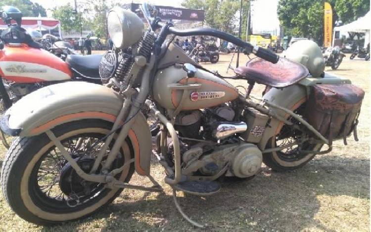 Merawat Harley Davidson Lawas Tak Sulit, Ini Tips dari Pakarnya