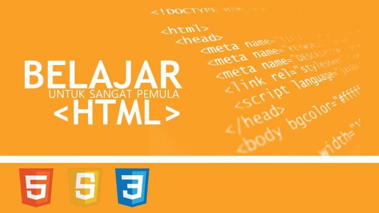 Belajar HTML - Konsep Dasar HTML