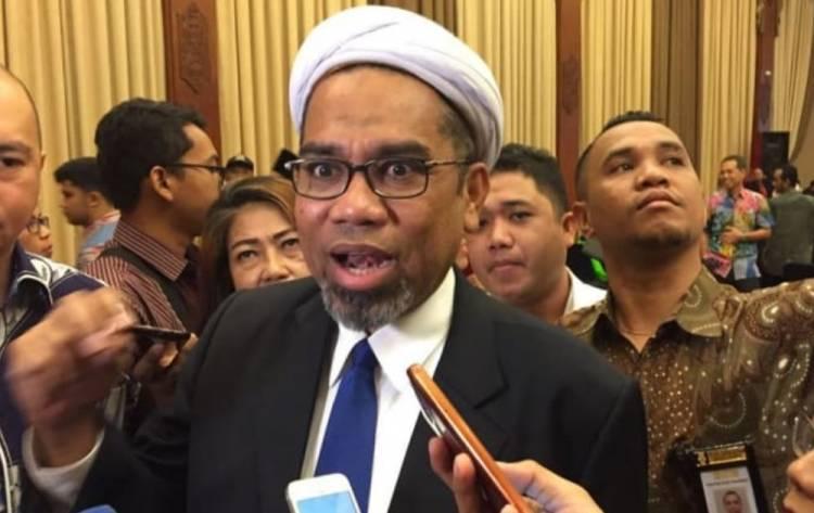 Ngabalin: Sekali Prabowo Bilang Maju Nyapres, Nyawa pun Dipertaruhkan