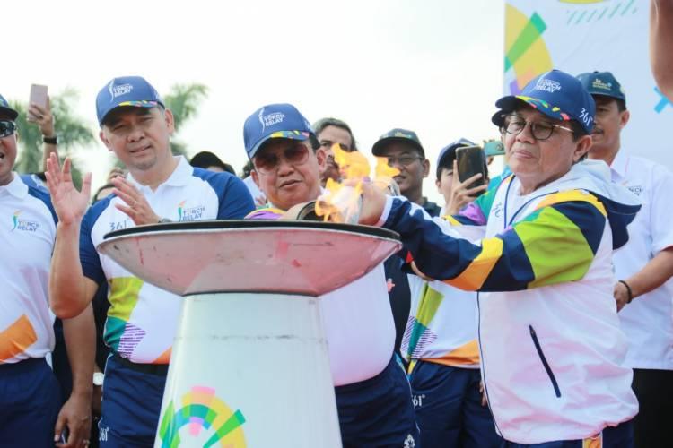 Kali Pertama Terlibat Asian Games, Fachrori: Bangga dan Bisa untuk Promosi Wisata
