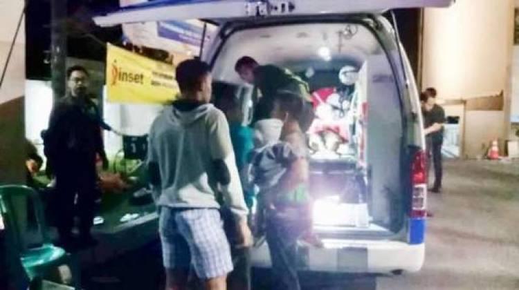Pasca Gempa, Seluruh Pasien Dievakuasi ke Halaman Parkir RSUD Mataram