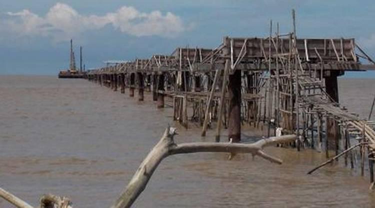 DPRD Minta Plt Gubernur Jambi Lanjutkan Program Pelabuhan Ujung Jabung