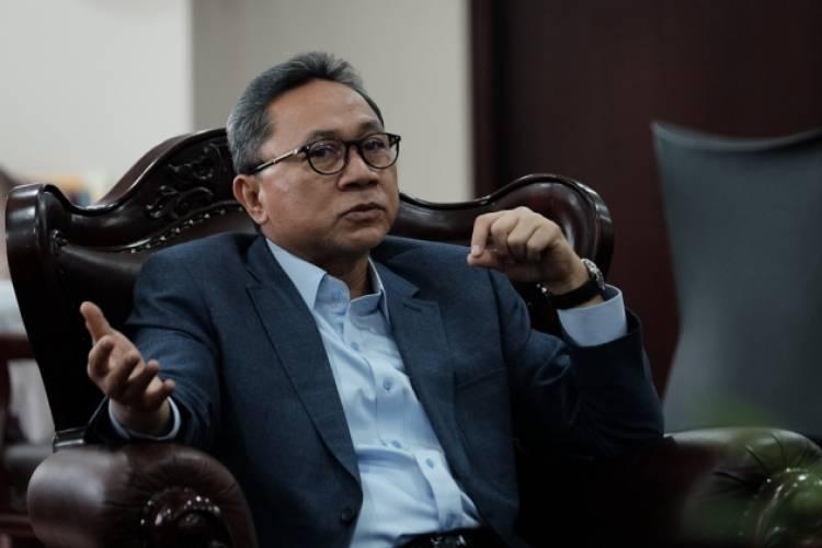 Zulkifli Hasan: Mayoritas PAN Mendukung Prabowo Pilpres 2019