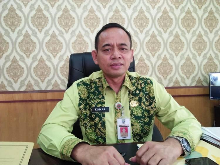 Dua Ribuan Pedagang Telah Mendaftar, Tahun Ini Pasar Talang Banjar Mulai Ditempati